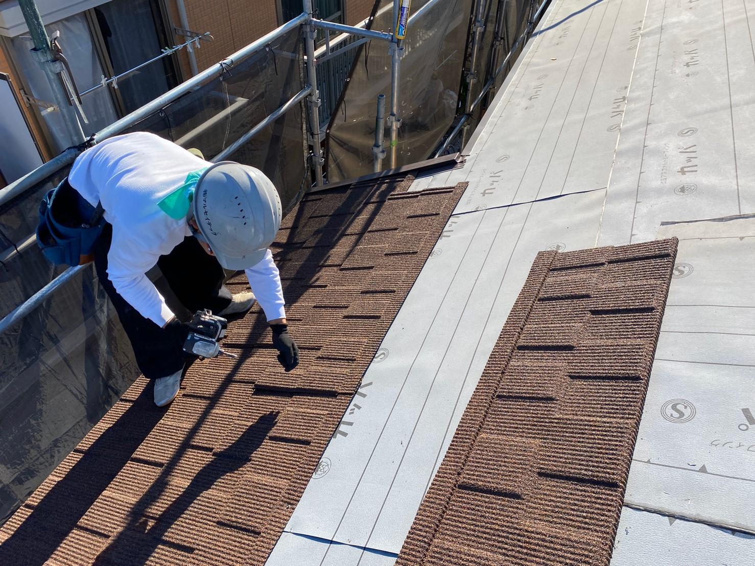 海老名市の屋根工事はハウスメーカーより高品質で3割安いマルセイテック