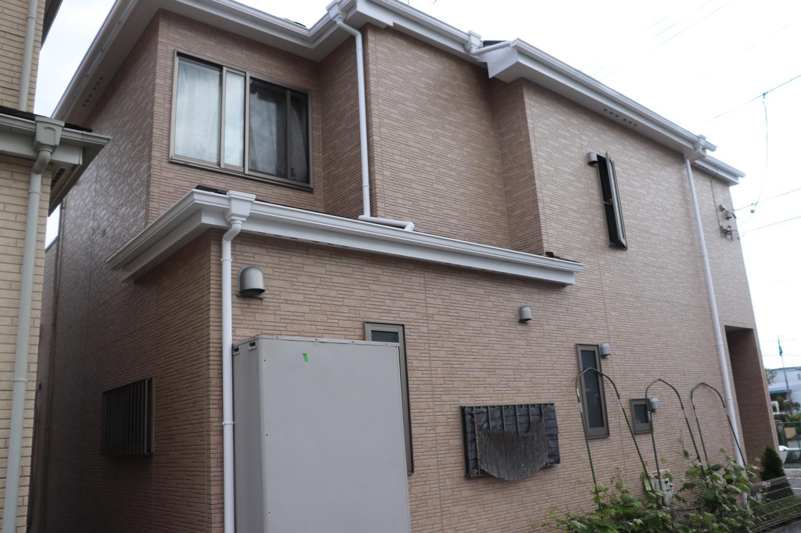 大和市中央林間西A・K様|外壁塗装,屋根棟交換