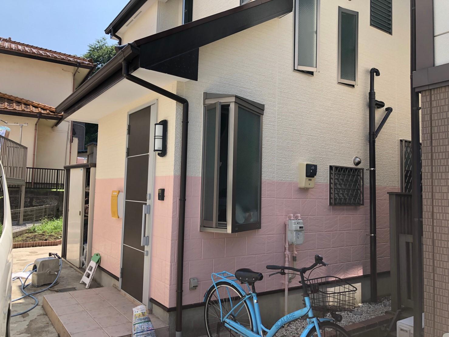 横浜市保土ヶ谷区 白幡様 | 外壁屋根塗装,雨樋交換