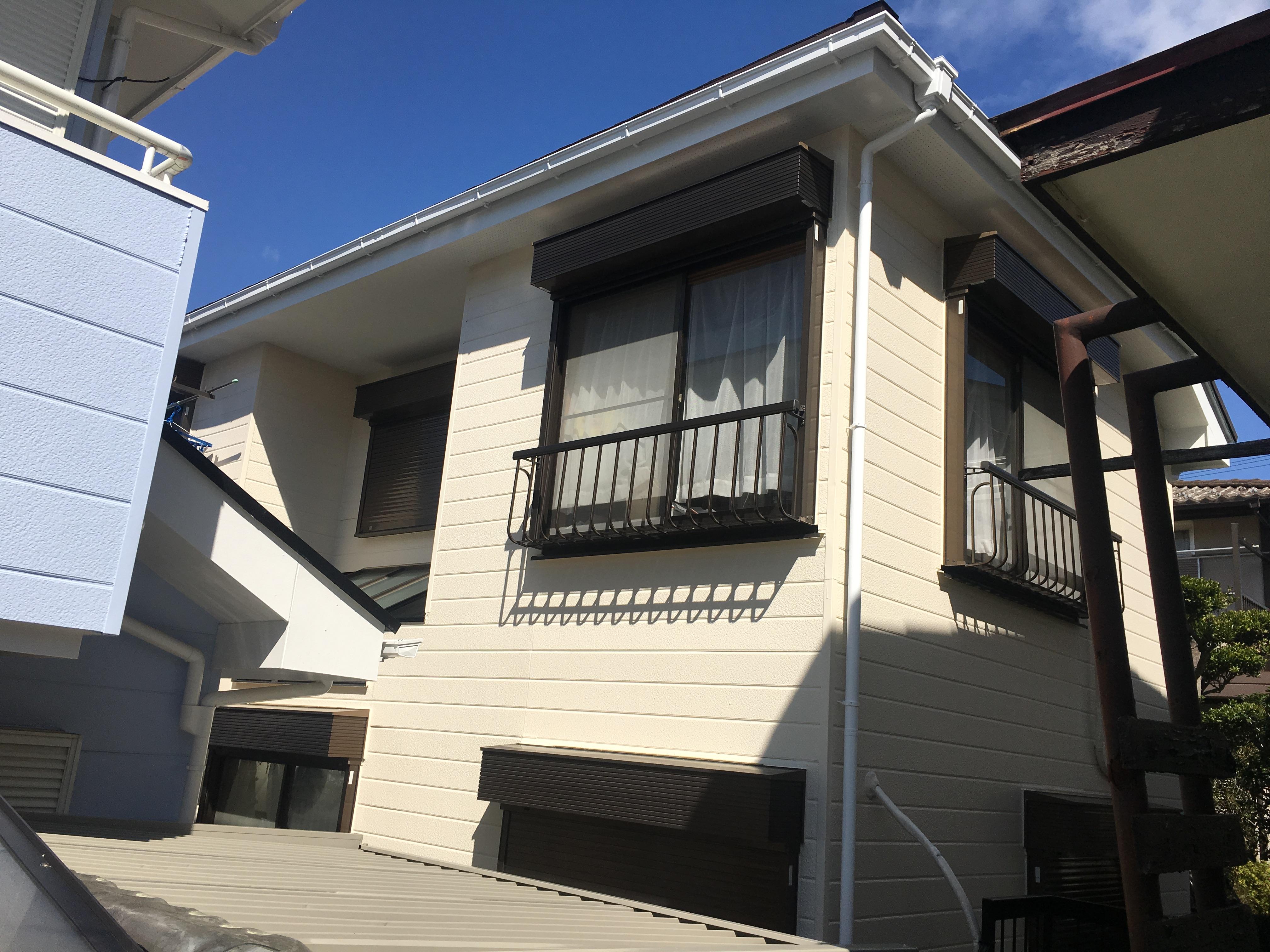 座間市明王T・Y様|外壁塗装,屋根リフォーム