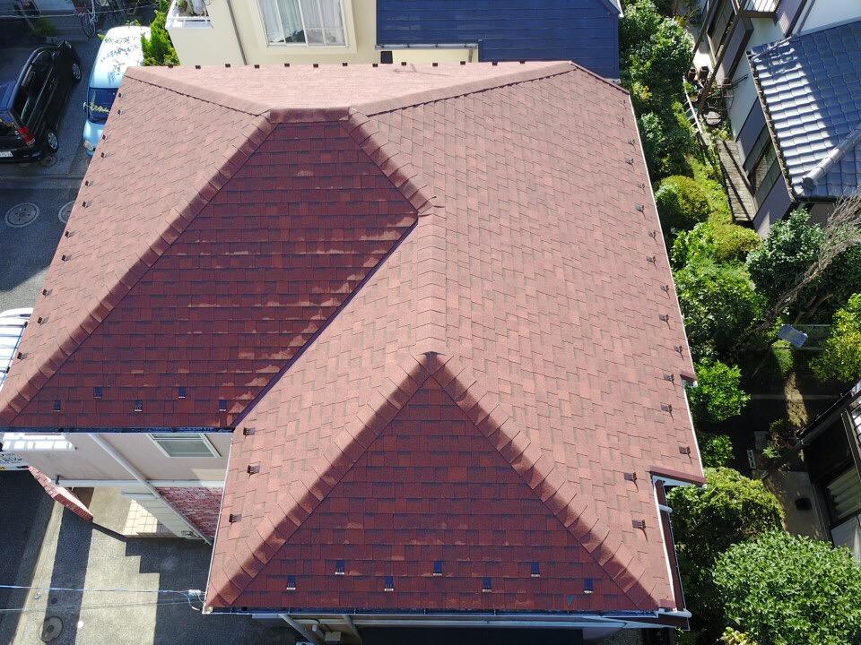 横浜市瀬谷区瀬谷  N・T様|屋根カバー工法