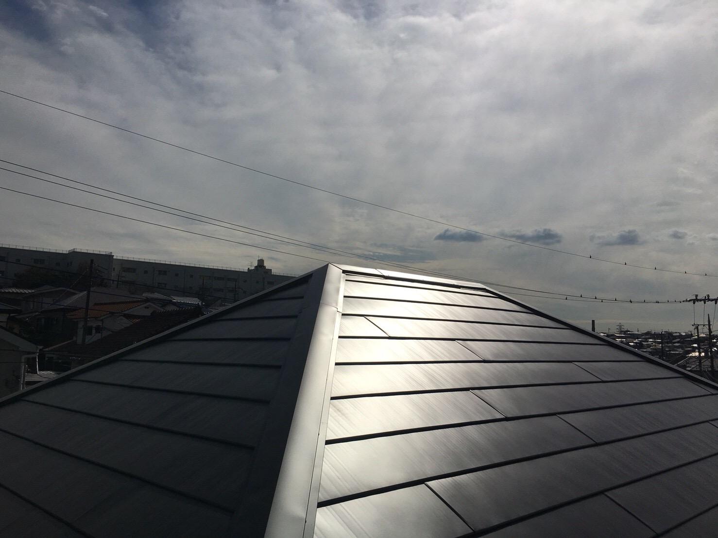 横浜市戸塚区汲沢I・M様|屋根カバー工法