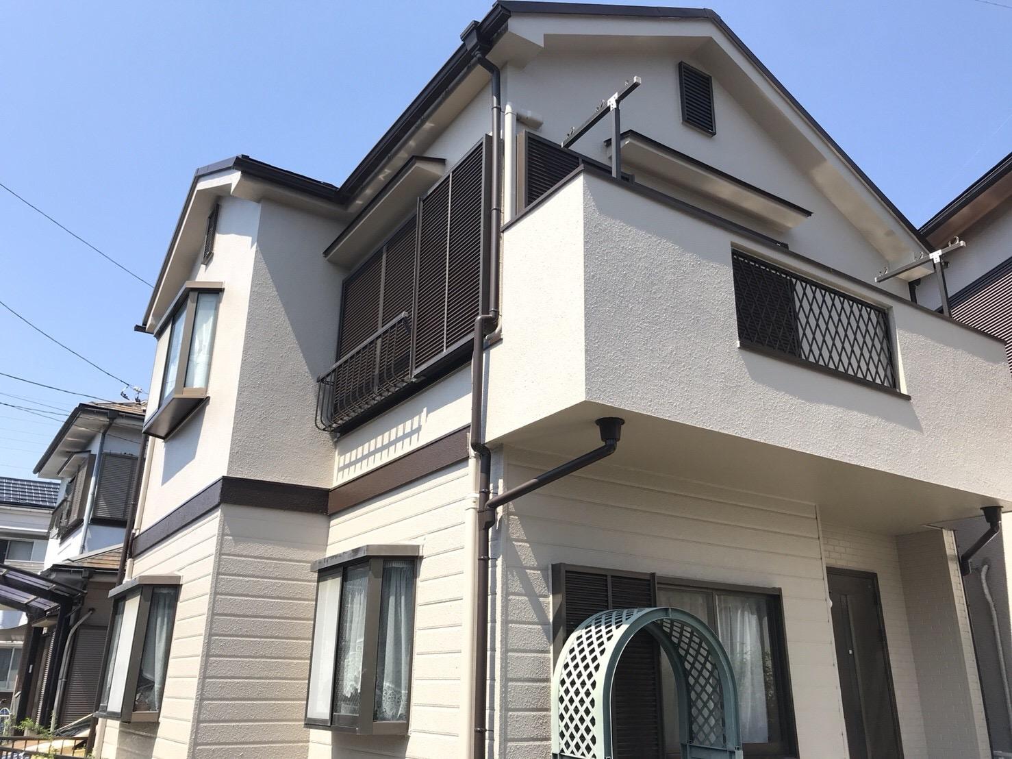 横浜市泉区中田西Y・S様 外壁塗装