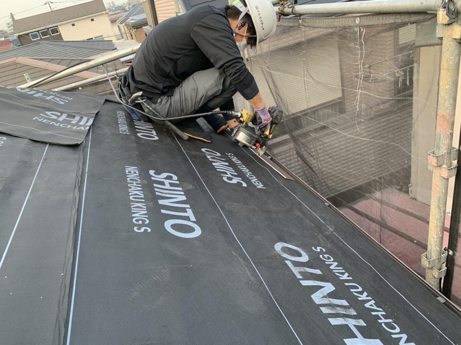 瀬谷区で屋根工事するならマルセイテック