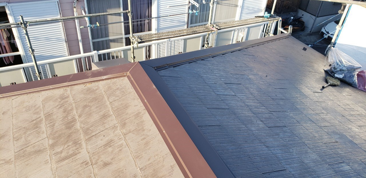 横浜市旭区W・T様邸|屋根補修工事