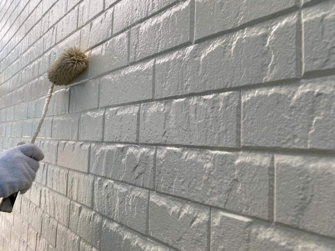 外壁(3分艶ガイソーウォールフッ素)