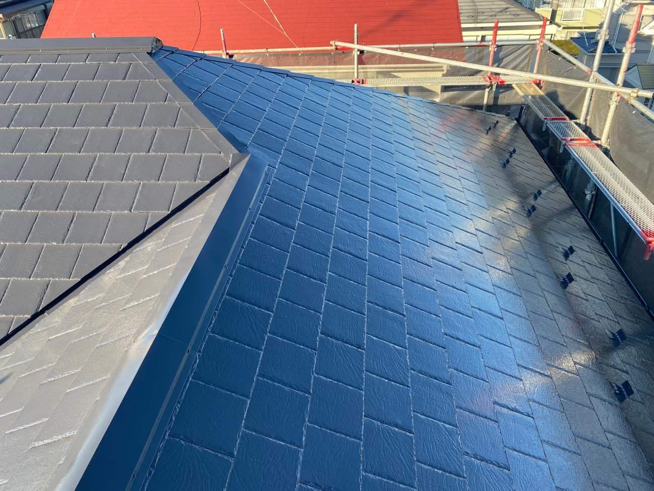 瀬谷区 M様|屋根修繕塗装工事